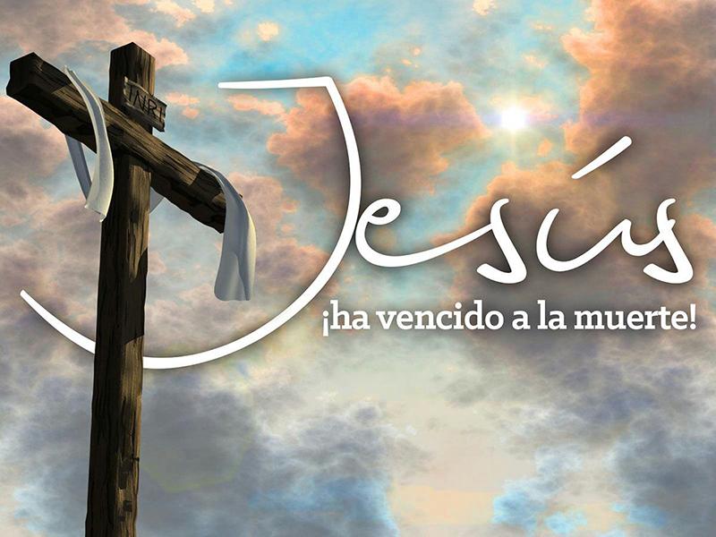 FELIZ PASCUA DE RESURECCIÓN