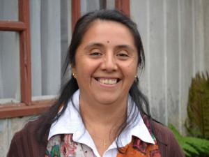 Hmna. Cecilia Rogel - Coordinadora Pastoral