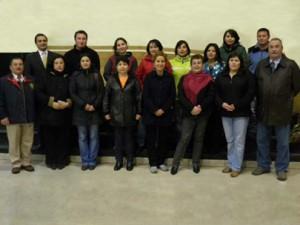 Presidentes de Curso - 2012