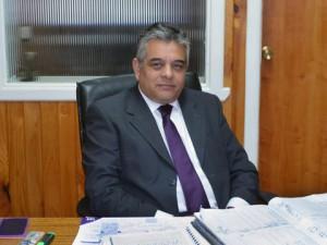 Juan Barrientos - Inspector General