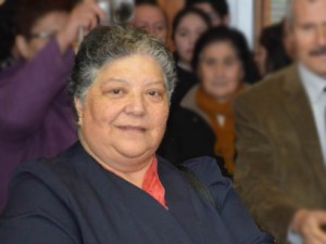 Hermana Mirta Cárcamo - Representante Legal